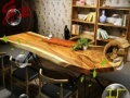 甘肃有实木大板桌会议桌老板桌黑檀巴西花梨黄花梨