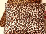 批发 混批 时尚格子/豹纹BZ005 沙发靠垫套/抱枕套