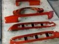 淄博通达汽车内饰件碳纤维改装制作全车碳纤维设计改装
