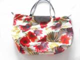 2014新款复古单肩大包女欧美简约印花休闲手提包时尚购物袋女式包