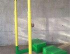 湖北咸宁中小学体育器材-铝合金跳高架