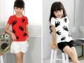 新款儿童服装低价批发市场、厂家大量供应时尚童装批发网