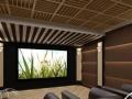 长沙宜居推荐家庭影院设计不容忽视的细节