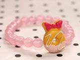厂家直销糖果珠手链 糖果手链  韩版仿珍珠手链    儿童成人手