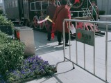 复古火车模型埃菲尔铁塔许愿树钢骨架球幕影院现货租售