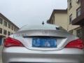 奔驰CLA级2016款 CLA 200 动感型个人精品私家车(可