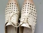舒雅妮真皮女鞋
