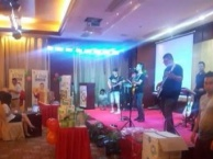湛江本地 乐队 承接各种婚庆 商业 商场 演出