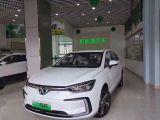 北汽新能源 EU5R500 新能源轿车上绿牌
