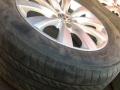 出售新帕萨特四个16寸轮胎轮毂