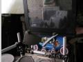 二手游戏机模拟机、大型电玩城仿真游戏机机 模拟架子鼓