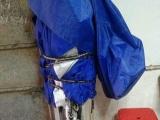 闲置铝合金帐篷