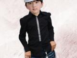 【可美斯】2014男童新款童衬衫 时尚修身衬衫 中小童男童衬衣