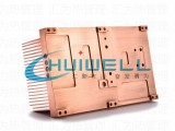 厂家定做高端散热模组方案焊接型鳍片(翅片)散热器/散热片