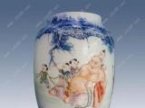 供应陶瓷花瓶 陶瓷花瓶厂家价格手绘陶瓷花瓶
