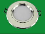 LED筒灯开孔8公分防雾烤白漆灯 客厅背景墙专用 厂家直销