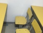 双人课桌加两张椅子