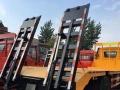 转让 拖车厂家直销各吨位挖机平板运输车
