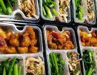 广州员工餐配送推荐公司自助餐定制 工作餐外卖盒饭套餐