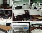 公明二手旧货回收工厂餐厅物品 电脑空调电器 办公家私 铁床