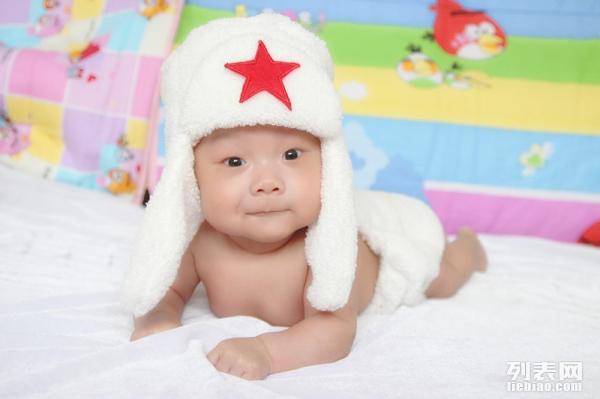 通州儿童摄影,龙凤贝贝拍宝宝满月照百天照理胎毛