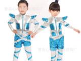 小荷风采儿童演出服装舞蹈服装表演服饰我爱机器人太空服环保服