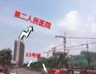 渝北两江新区第二人民医院正对一楼临街门面出售