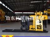 HZ-200Y液压水井钻机工程钻井机械设备 山东华巨