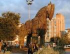 超大型怪兽级战神之驹展览道具租赁出售(上海皖齐文化传媒)