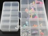 15格收纳盒批发手机壳diy材料包套装苹果5iphone4S 手