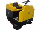物业用电瓶扫地车 依晨电动驾驶式扫地机YZ-JS1400
