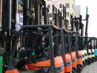 出售全新/二手进口电动叉车、牵引车、叉车用推拉器、抱夹