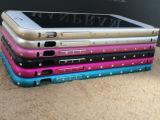 新款iphone6手机壳单排水钻 苹果6手机壳4.7 5.5带钻
