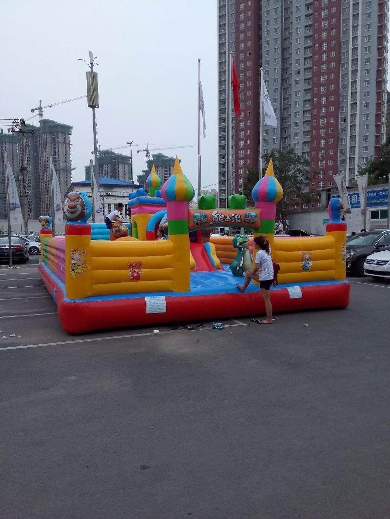 邢台市大型旋转木马七彩祥云貌美街头篮球机发电单车出租