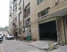 龙华天虹附近一楼带行车460平标准厂房出租
