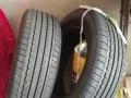 全新固特异轮胎自己车不好用,便宜出。