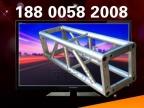 舞台桁架婚庆架厂家直铝合金桁架龙门架太空架舞台架灯光truss架