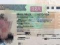 巴西商务签证办理,三年多次往返签证