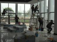 重庆江北周边门头清洗服务 高空玻璃清洗 外墙清洗