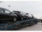 轿车托运 商品车托运 多年经验 笼车运输