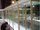 供应传智南京玻璃展柜租赁 南京珠宝展柜出