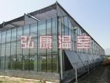 青州弘康玻璃連棟溫室