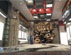 长沙数字展厅装修设计首选腾为创展展厅设计