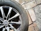 马牌205/65 R15轮胎99成新