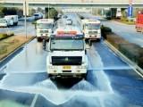 杭州临安区洒水车出租路面清洁压尘