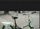 9.9新折叠自行车248元
