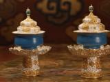喜欢卓玛林给大家介绍的藏式盏托.