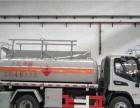 转让 油罐车东风8吨油罐车甲醇车低价出售