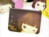 韩版可爱妞子卡包 卡册证件公交名片卡套银行卡12卡位多卡位