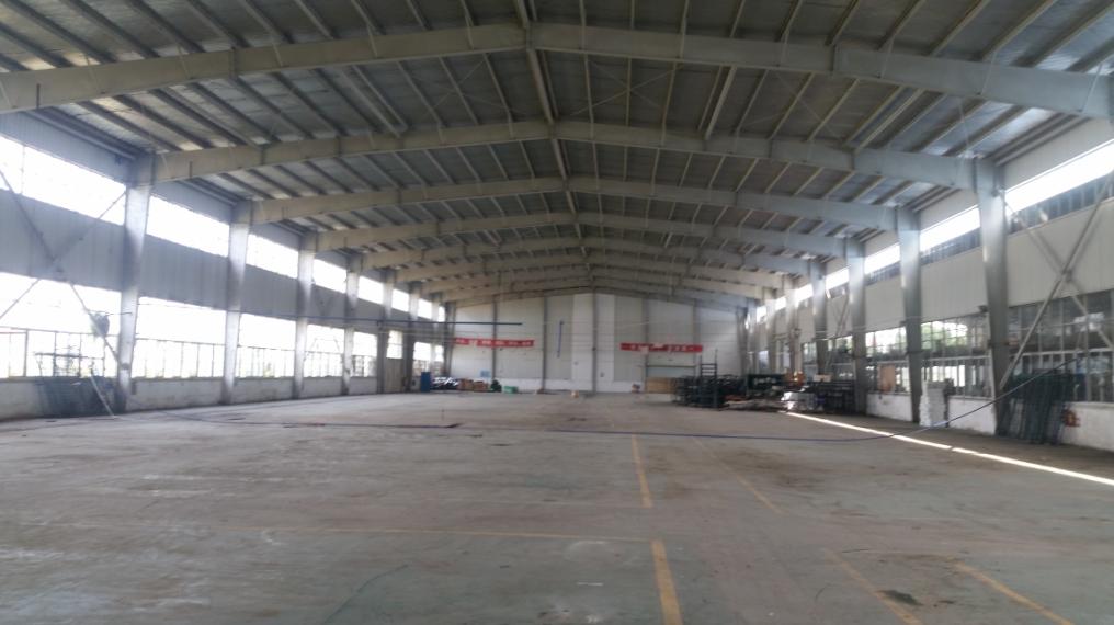 开发区单一层花园式厂房仓库出租